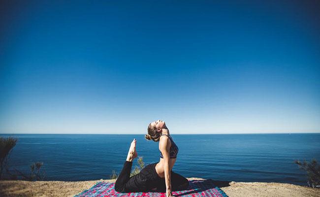 essay on benefits of yoga